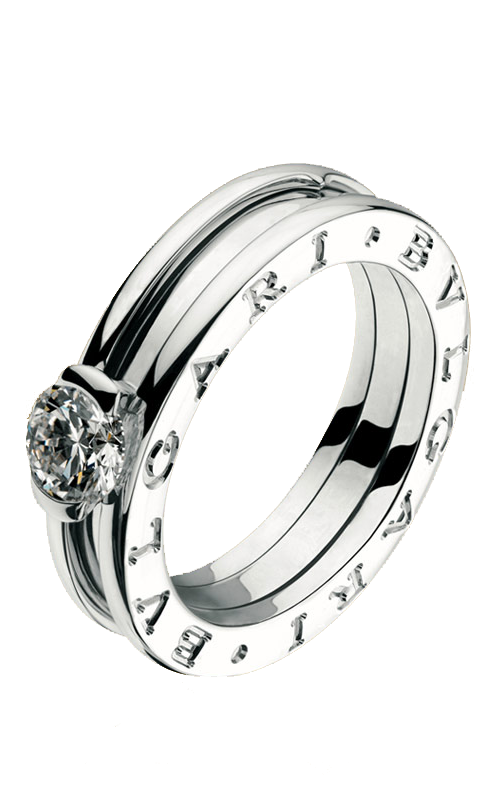 B.Zero1 Engagement Rings by Bvlgari